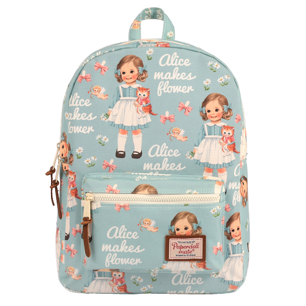 paper doll mateYouth backpack_Alice
