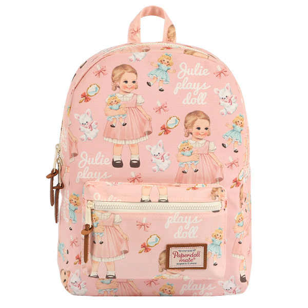 paper doll mateYouth backpack_Julie